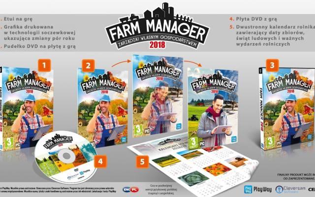 Farm Manager 2018: Jeszcze więcej zboża