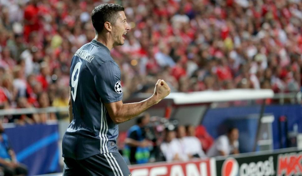 Film do artykułu: Lewandowski awansował do dziesiątki najlepszych strzelców Ligi Mistrzów