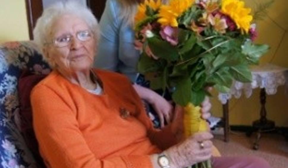 Film do artykułu: Tekla Juniewicz z Gliwic ma 111 lat! Jej recepta na długowieczność  to głód i bieda