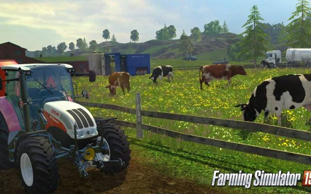 Farming Simulator 15: Konsolowe żniwa w maju