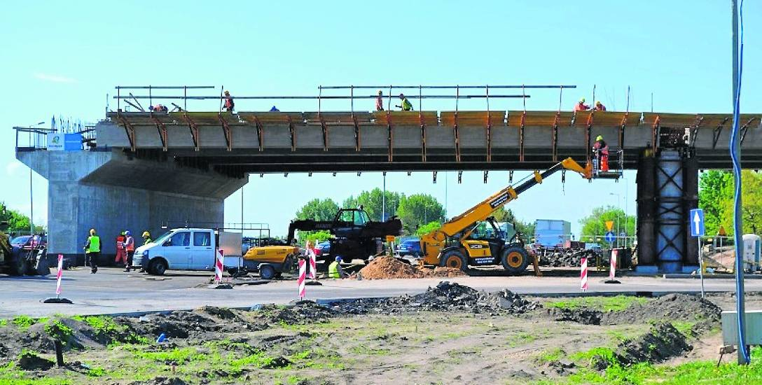Budowa węzła na DK1 kosztował 84 mln zł