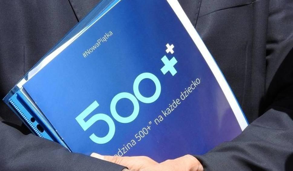 """Film do artykułu: Oszukują na """"500+"""". Uważaj przez jaką stronę składasz wniosek!"""