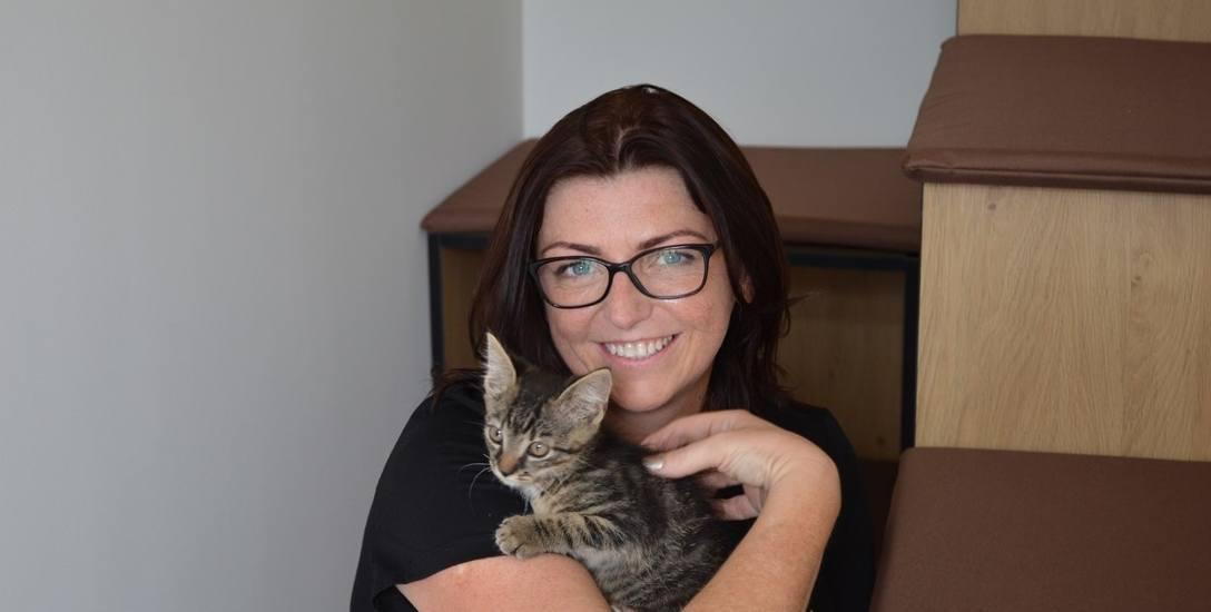 Nowy Sącz. Joanna Otto od dwóch tygodni kieruje miejskim schroniskiem. Zwierzęta są dla niej jak rodzina