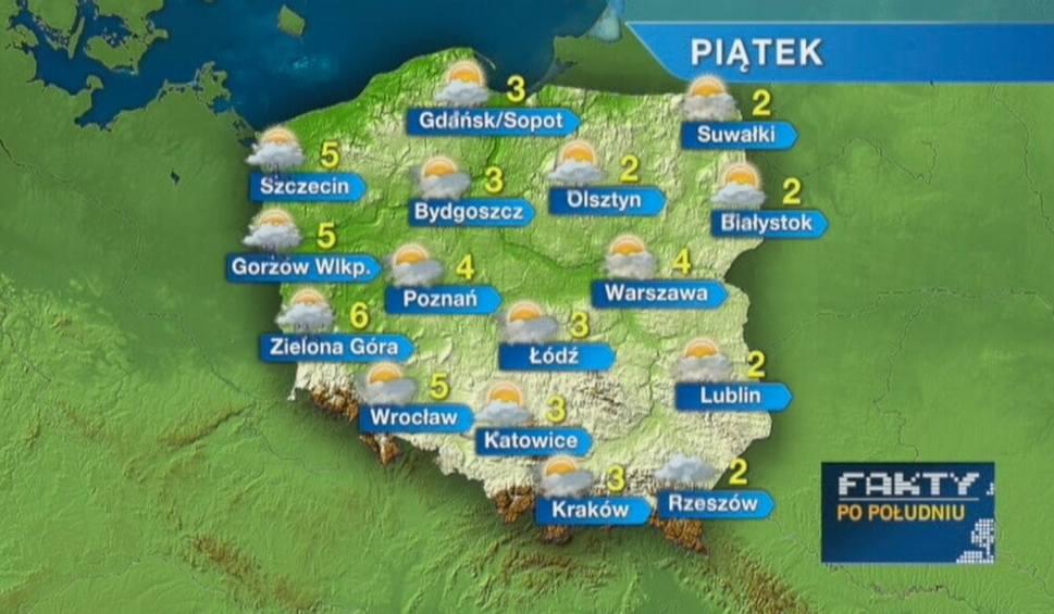 Film do artykułu: Pogoda w Opolu i na Opolszczyźnie. Piątek z przejaśnieniami