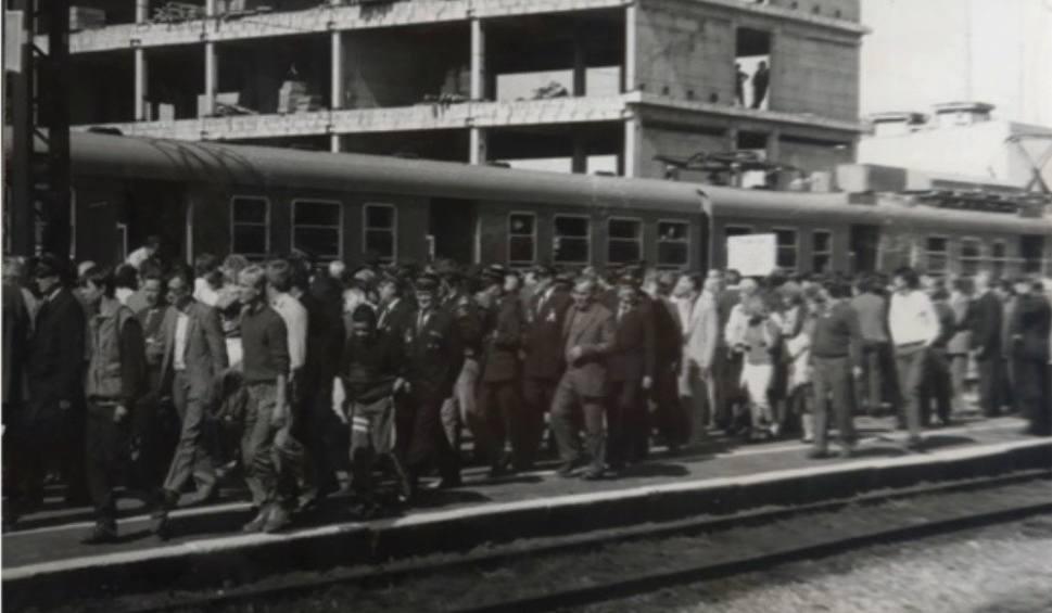 Film do artykułu: Wyjątkowe zdjęcia Słupska i Ustki z lat powojennych [FOTOGALERIA]