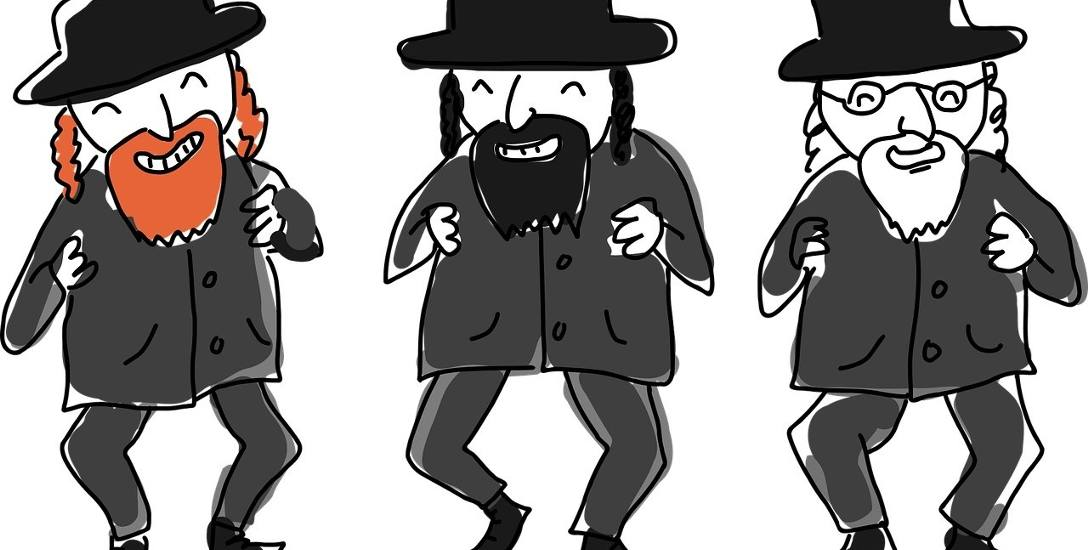 Ty Żydzie!
