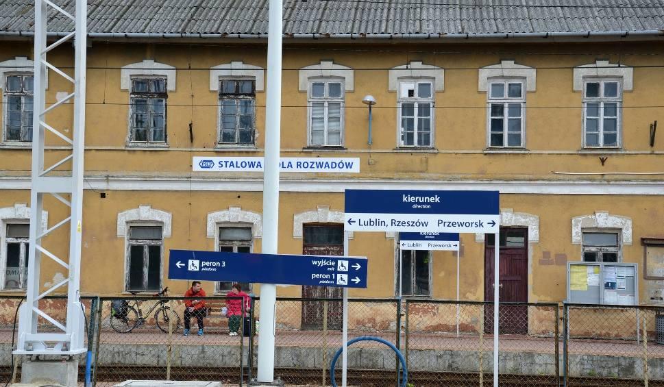 Film do artykułu: Zabytkowy dworzec kolejowy w Rozwadowie zostanie nareszcie odnowiony