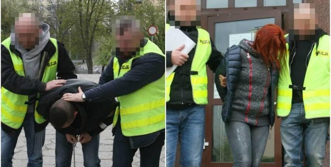 Oskarżeni o dokonanie zabójstwa w miejscowości Ciechanki są Marta K. i Dariusz M.