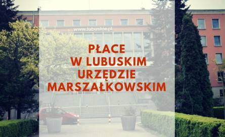 W Lubuskim Urzędzie Marszałkowskim pracuje 736 osób (wg danych z 28 grudnia 2018 r.). Średnie zarobki miesięczne pracowników Lubuskiego Urzędu Marszałkowskiego