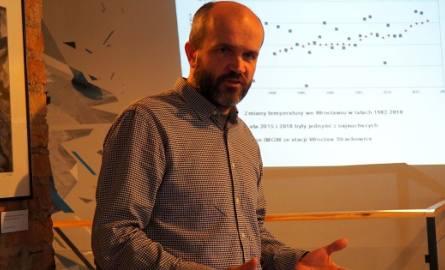 Dr Sylwester Karśnicki, Wrocław, Eko Unia, ekolog.