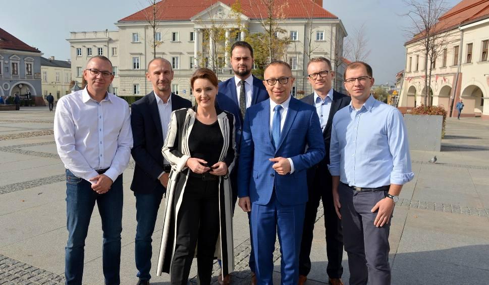 Film do artykułu: Artur Gierada, kandydat na prezydenta Kielc: Nasza kampania była merytoryczna