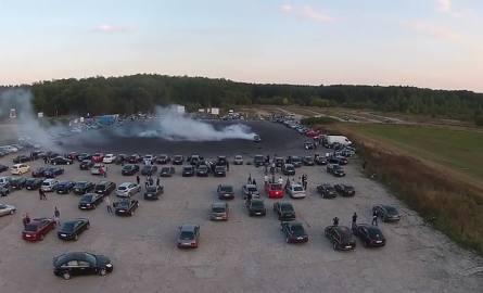 Driftowali na Krywlanach. Mini zjazd Lexusów (wideo)