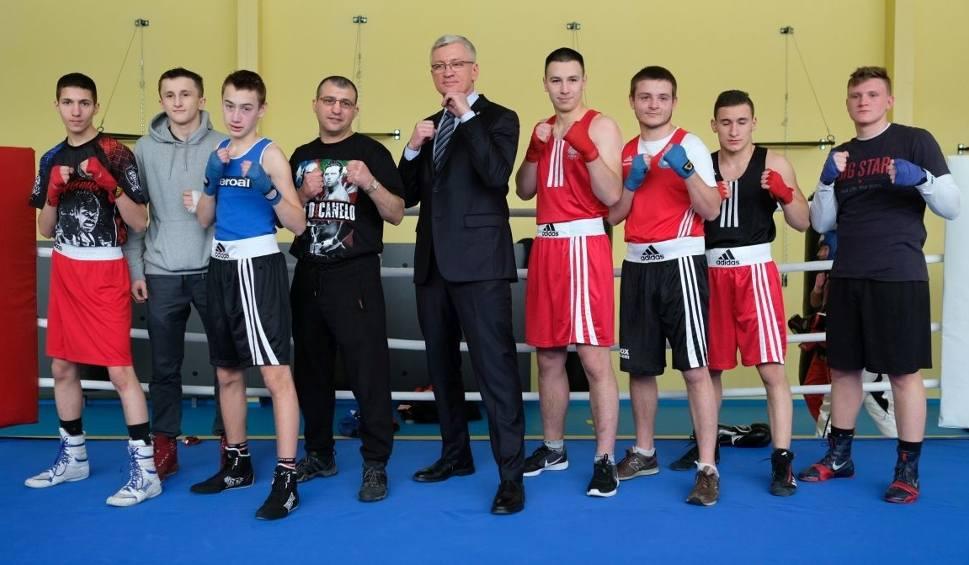 Film do artykułu: Poznań: Sala sportów walki przy ul. Reymonta 35 otwarta po remoncie [ZDJĘCIA, WIDEO]