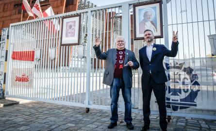 """Lech Wałęsa i Jarosław Wałęsa zabrali głos w sprawie trwającego strajku nauczycieli: """"Powinni dać tej władzy w twarz"""" [wideo]"""