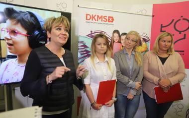 Szukają dawcy szpiku dla 9-letniej Hani i innych chorych na białaczkę. Miasto Łódź włącza się w promocję
