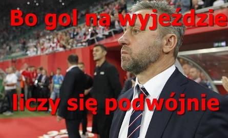 Polska - Portugalia 1:1 NAJLEPSZE MEMY Jerzy Brzęczek może trochę odetchnąć