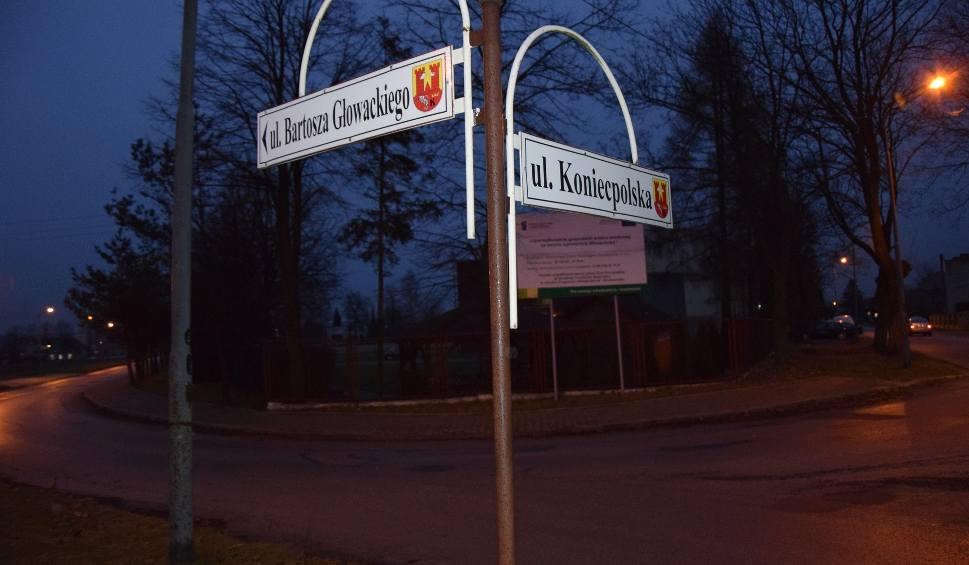 Znalezione obrazy dla zapytania ulica Koniecpolska Włoszczowa