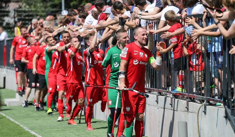 Film do artykułu: To już w ten weekend! Mecz Amp Futbol Polska -Belgia w Rzepinie! Przyjdźcie wspierać polską drużynę, wstęp całkowicie wolny!