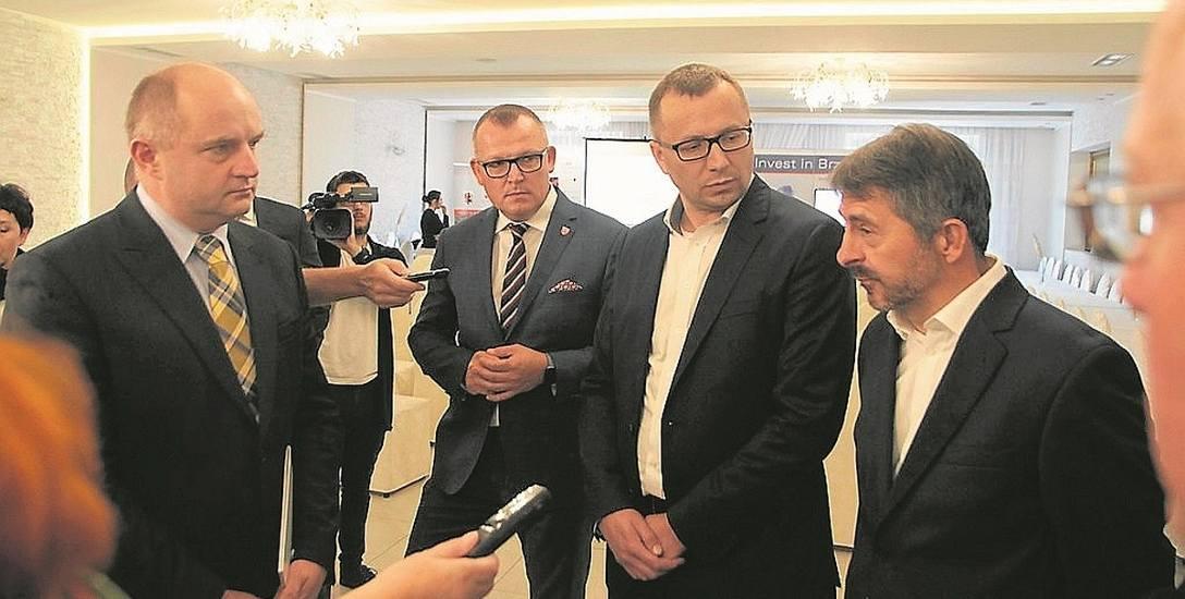 Firma LPP zamierza zainwestować w BSG 400 mln zł.