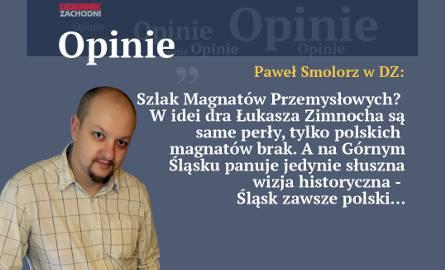 Smolorz: Owszem, mamy perły, tylko polskich magnatów brak