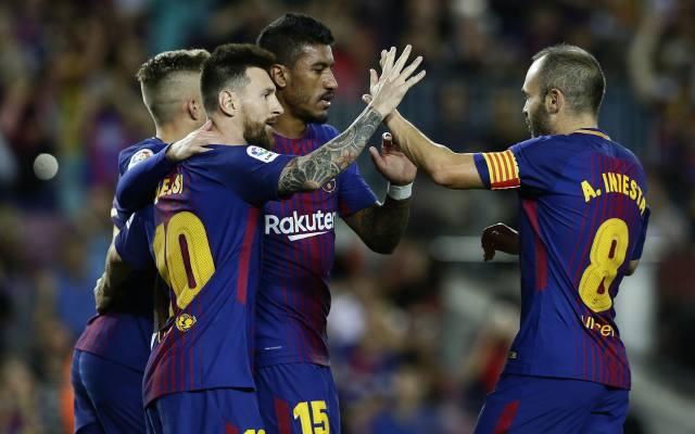 79c6cd276 Messi. LaLiga. Kosmiczna forma Leo Messiego. Barcelona na barkach  Argentyńczyka