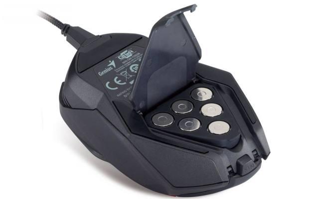 Genius Gila: Nowa mysz dla graczy