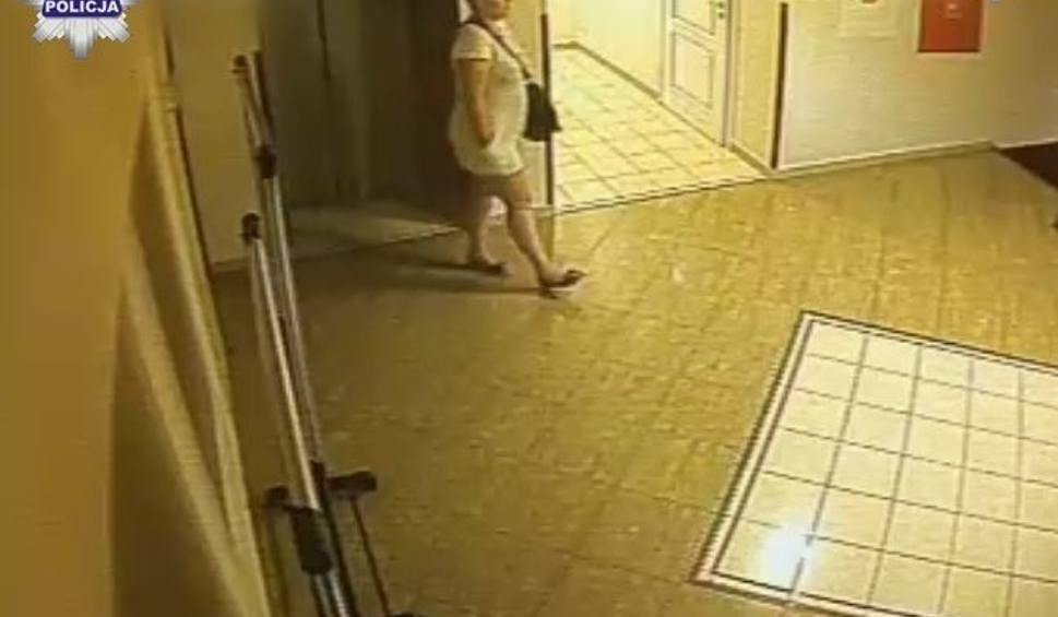 Film do artykułu: Lublin. Ukradła z pokoju hotelowego złoty sygnet