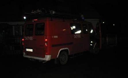 Pożar w bloku przy Prądzyńskiego (zdjęcia)