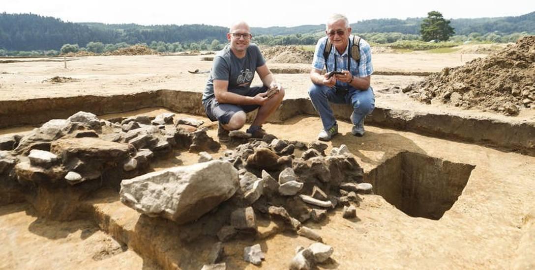 W Jabłonicy Ruskiej odkryli domostwo najwcześniejszych Słowian na terenie Polski