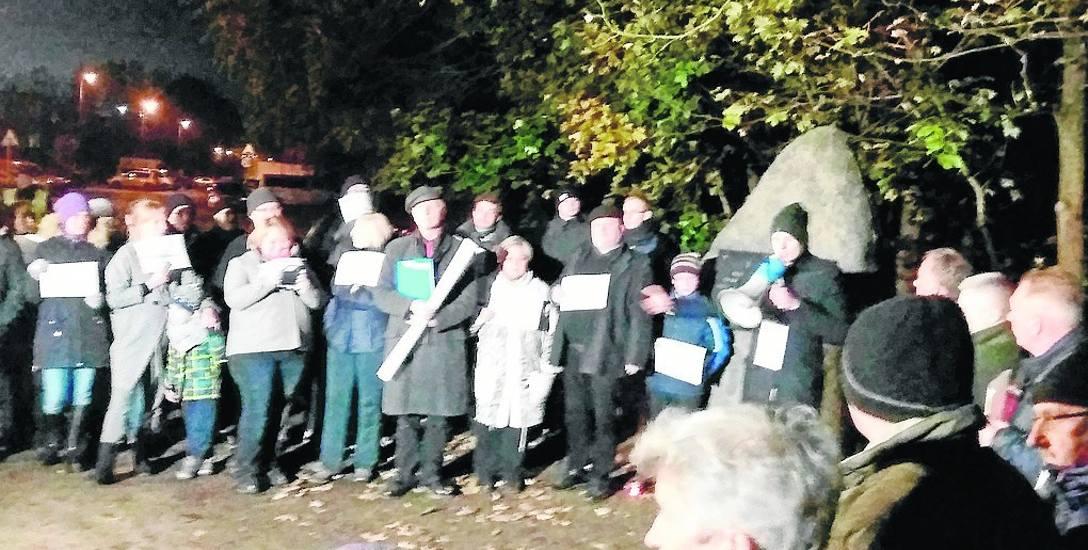 Mieszkańcy Brusa zaprotestowali