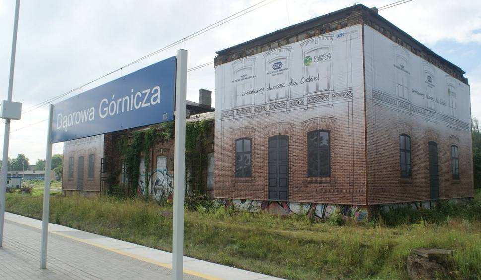 Film do artykułu: Dąbrowa Górnicza: przetarg na projekty centrów przesiadkowych i tuneli pod torami kolejowymi