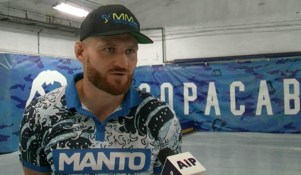 Film do artykułu: Jan Błachowicz o UFC w Gdańsku: Rywal nie podejmie ze mną walki w stójce