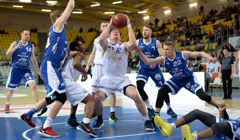 Film do artykułu: Ekstraklasa koszykarzy: AZS Koszalin - Rosa Radom 85:92 [ZDJĘCIA, WIDEO]