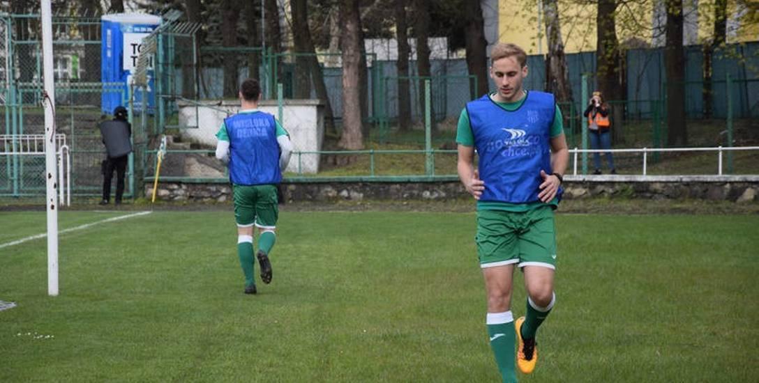 Konrad Hus w rundzie wiosennej zagra w barwach Głogovii