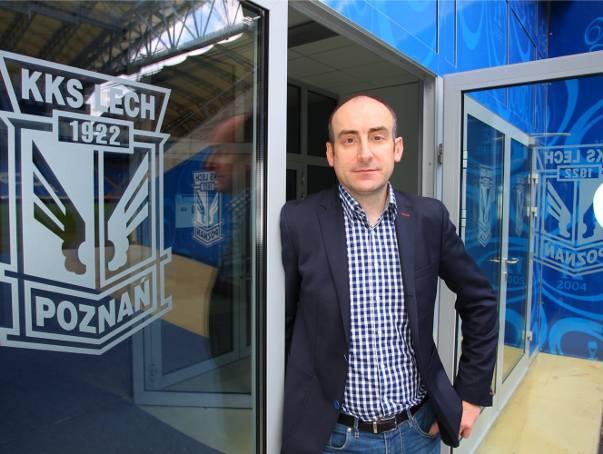 Prezes Lecha Poznań Karol Klimczak uważa, że nowi piłkarze wniosą odpowiednią jakość do zespołu