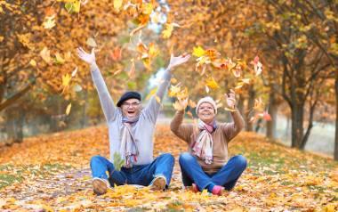 Dobre zdrowie zachowają seniorzy, którzy dbają o dietę i prowadzą aktywny tryb życia.
