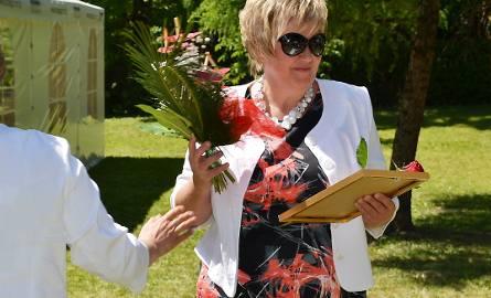 Grażyna Kędzierska z Biblioteki Publicznej w Sępólnie Krajńskim została wybrana Bibliotekarzem Roku w naszym regionie