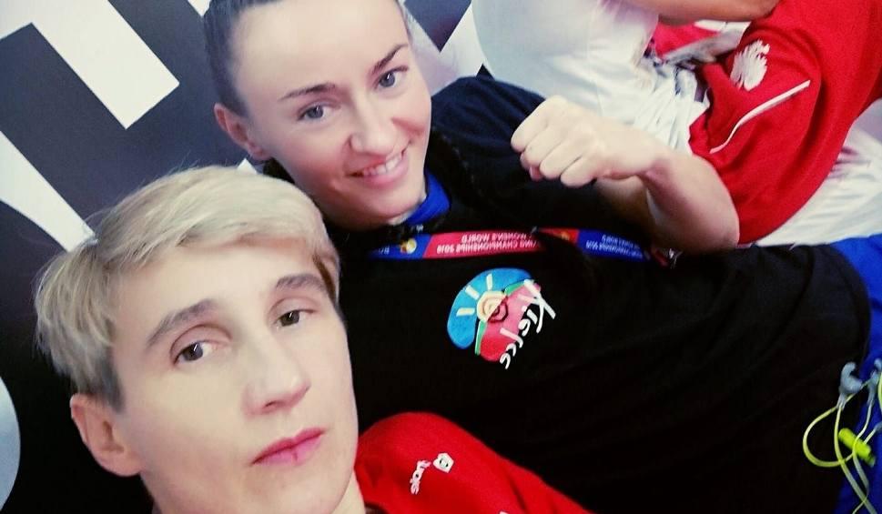 Film do artykułu: Sandra Drabik w ćwierćfinale mistrzostw świata. We wtorek walczy o wejście do strefy medalowej