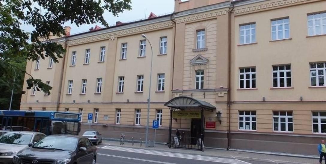 Wydział Prawa Uniwersytetu w Białymstoku