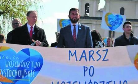 W Częstochowie organizowane są m.in. happeningi, biegi, marsze pod hasłem powrotu województwa częstochowskiego. Nostalgia za wojewódzką stolicą jest