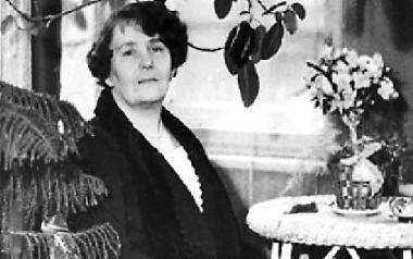 Zofia Nałkowska (1884-1954) - jedna z najwybitniejszych polskich pisarek, po wojnie była z Edmundem Osmańczykiem posłem na Sejm PRL z okręgu opolskiego