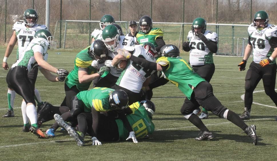Film do artykułu: Green Ducks Radom rozegrają w niedzielę w Lublinie swój trzeci mecz sezonu 2018 w Lidze Futbolu Amerykańskiego