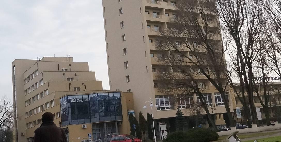 """Do końca bieżącego roku na pewno nie poznamy nowego właściciela Szpitala Uzdrowiskowego """"Energetyk""""."""