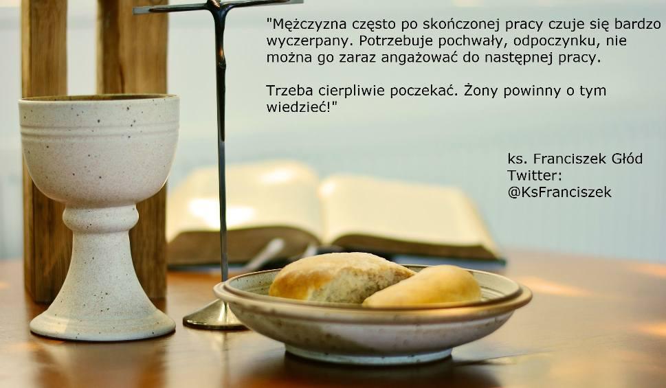 Ks Franciszek Głód Cytaty Porady Małżeńskie Ks Głoda