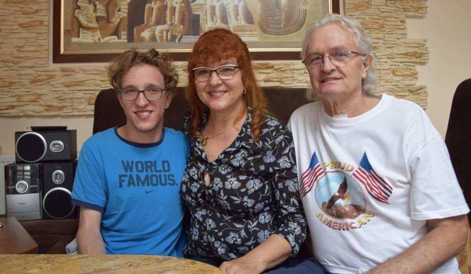 Film do artykułu: Włoszczowianie uratowali życie Amerykaninowi, który miał zawał