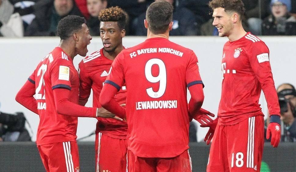Film do artykułu: TSG 1899 Hoffenheim - Bayern Monachium, Bundesliga. Wynik. Lewandowski już strzela [18.01.2019, wynik meczu, relacja, skrót meczu, wideo]