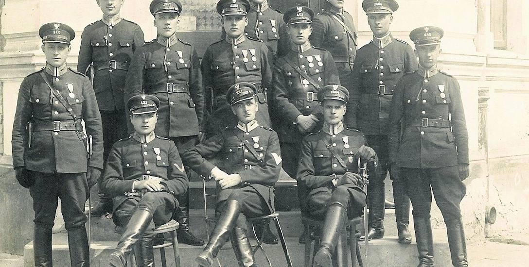 Mieli pluton konny, broń i własny klub. Sto lat temu w mieście powstała policja