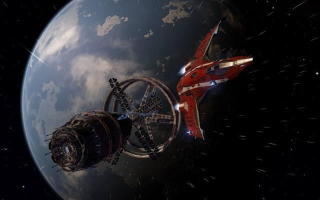Elite: Dangerous. 55 systemów gwiezdnych czeka na graczy (wideo)