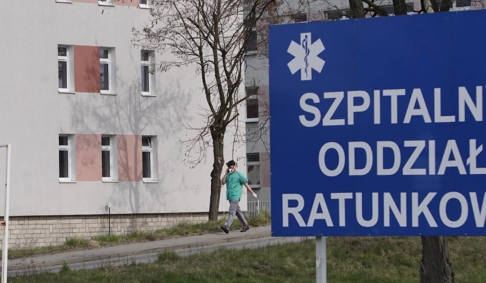 Film do artykułu: Nie żyją pacjenci ze szpitali w Raciborzu, Bytomiu, Katowicach i Tychach. Byli zakażeni koronawirusem