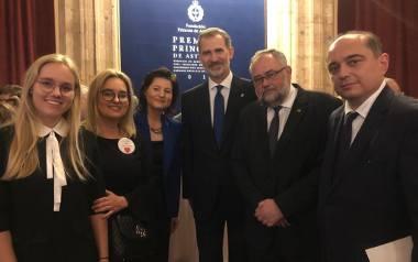 Prezydent Aleksandra Dulkiewicz odebrała nagrodę Księżnej Asturii dla Gdańska w kategorii Zgoda za 2019 rok